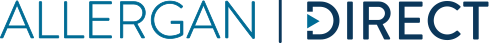 Allergan Direct logo